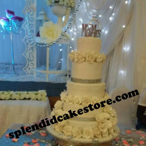 Splendid Wedding Cake 2 Splendid Cake Store